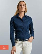 Ladies´ Long Sleeve Classic Twill Shirt