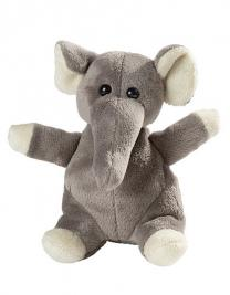 Plüsch Elefant Wolle